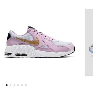Nike air max size 5Y women's size 7